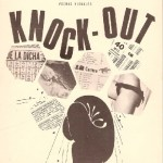Poesia Visual: Knock Out